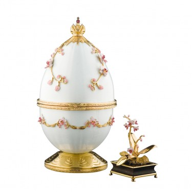 Pink Orchid Egg*