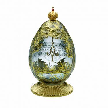 Alexander Palace Egg