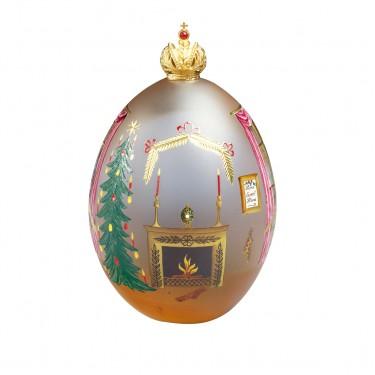 Yuletide Egg